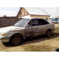 Продам а/м Toyota Sprinter аварийный
